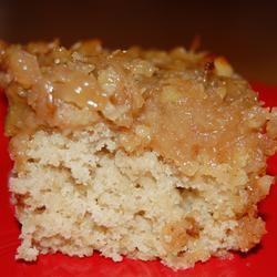 Grandma Snyder's Oatmeal Cake doods