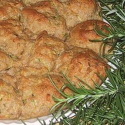 Whole Wheat Zucchini Herb Bread sueb