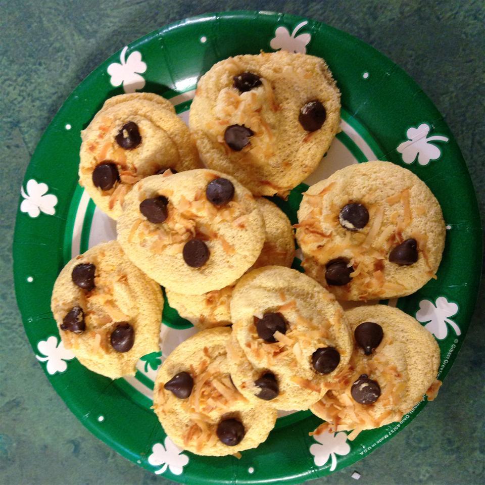 Low Carb Flavored Meringue Cookies Lanette
