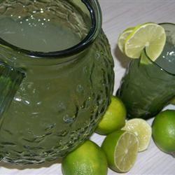 Honey Limeade MrsHappyHomemaker