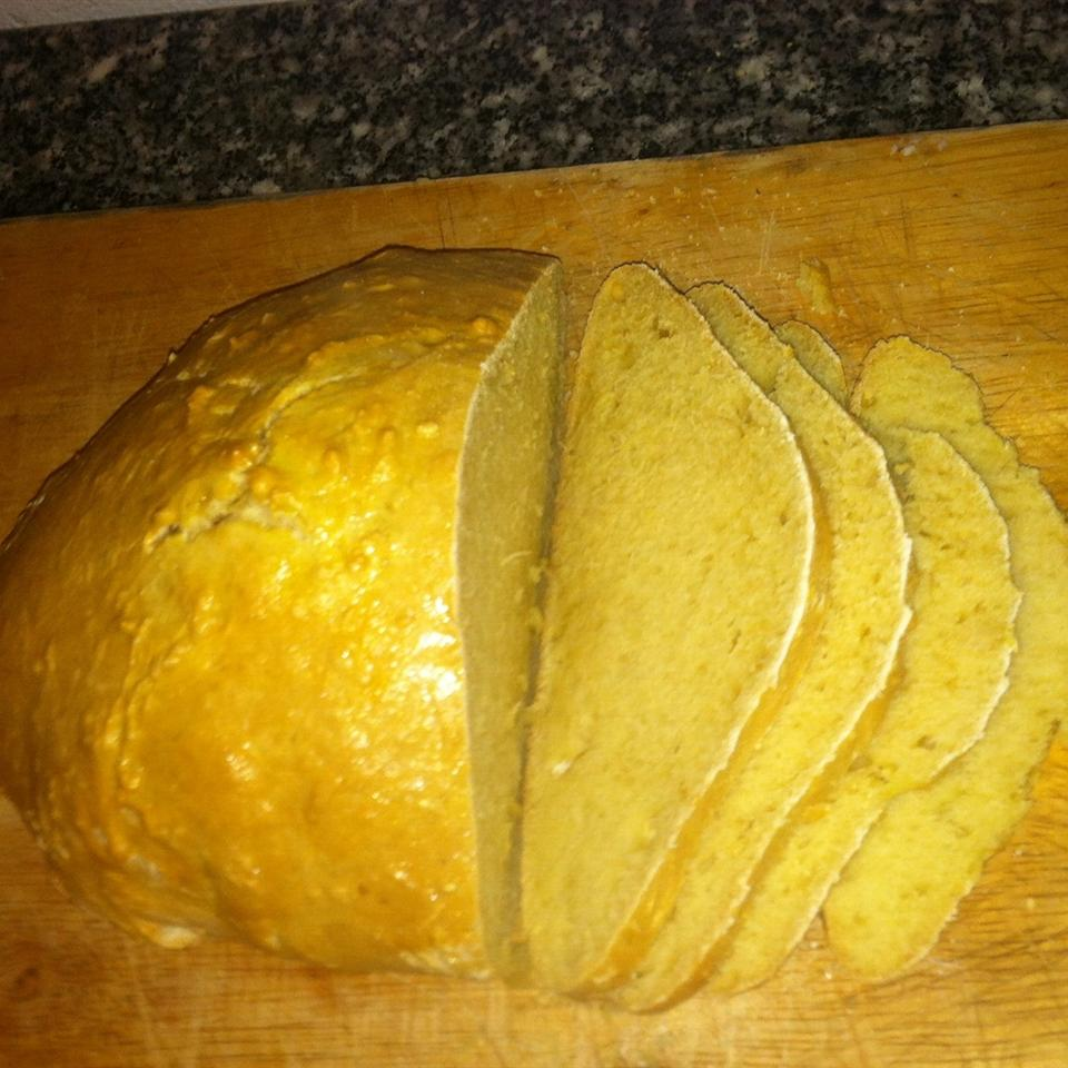 Irish Soda Bread in a Skillet Cry32