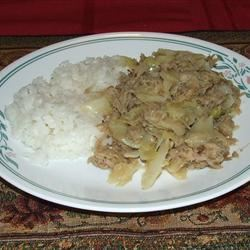 Kalua Pig in a Slow Cooker