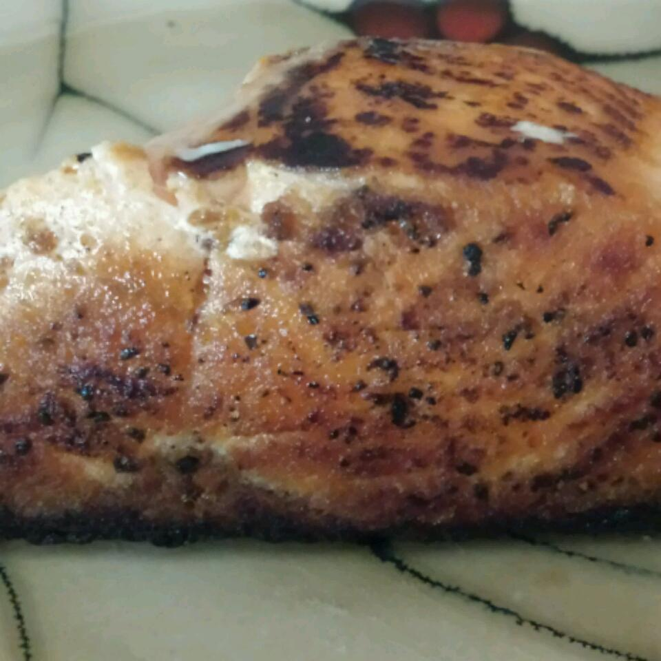 Pan Seared Salmon I feetarecool