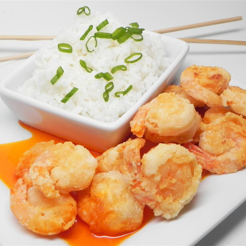 Easy Buffalo Shrimp