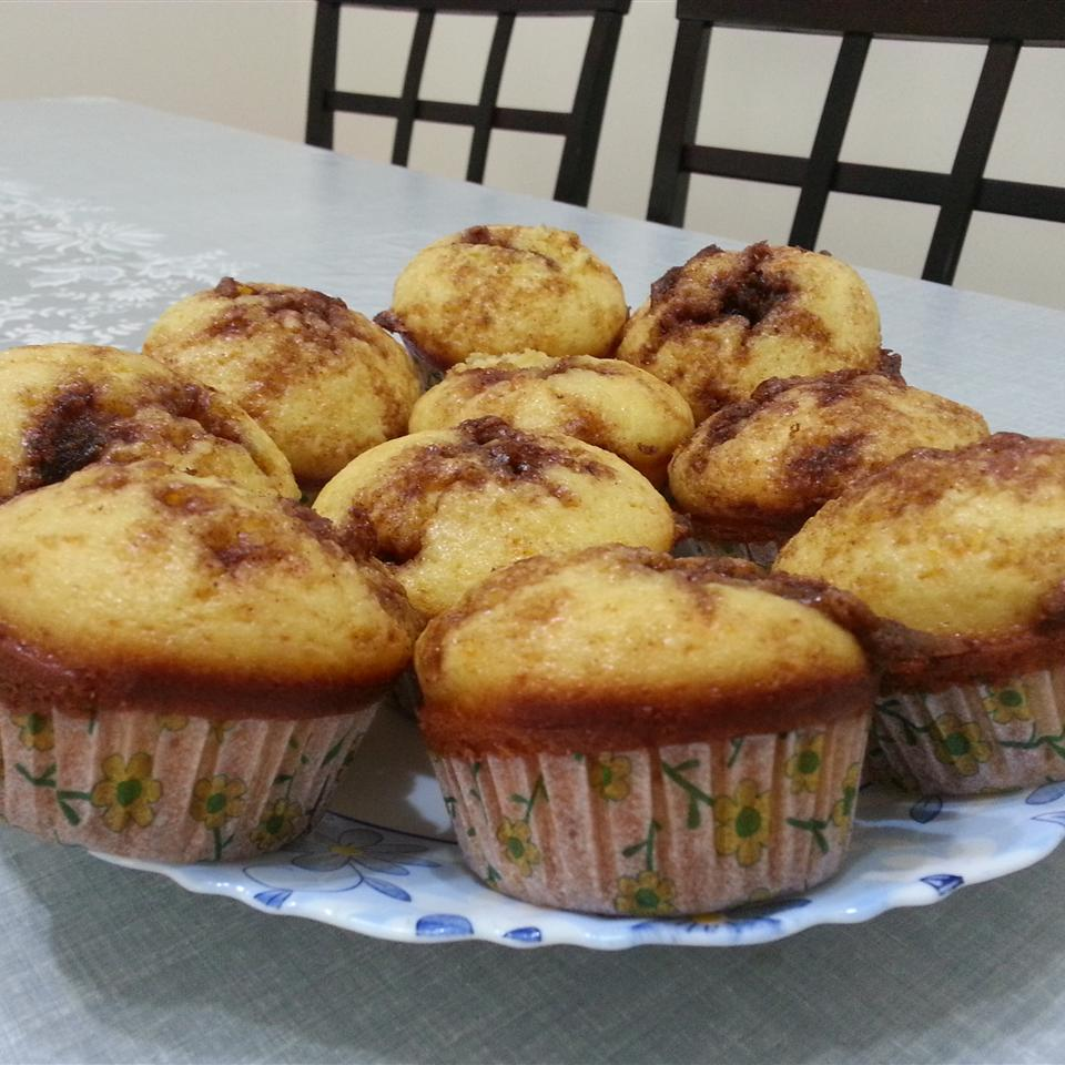 Mennonite Orange Muffins Farah