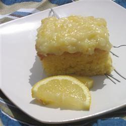 Seven-Up™  Sheet Cake happycooker
