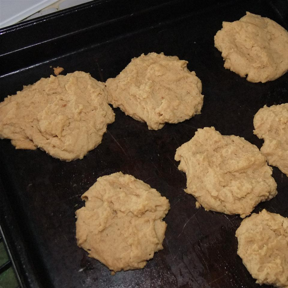 Eggless Peanut Butter Cookies dessert lovver