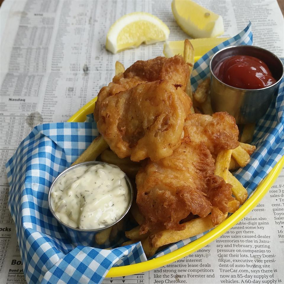Unbelievable Fish Batter