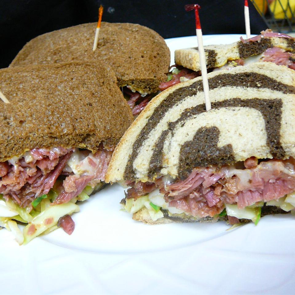 Saint Paddy's Irish Sandwich Molly