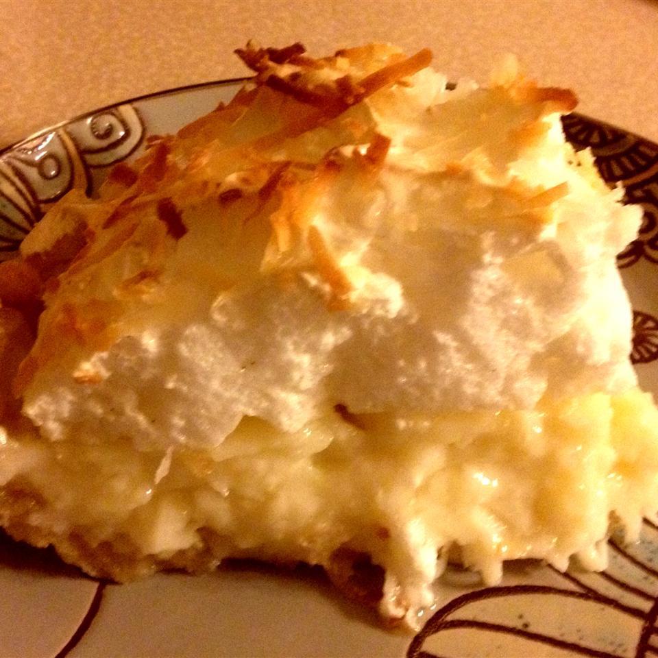 Coconut Cream Meringue Pie TerriRRT