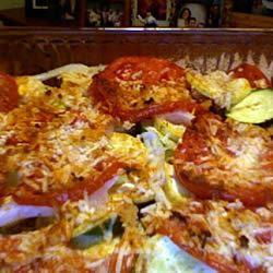 Squash and Zucchini Casserole ORGANIZEDSOUND