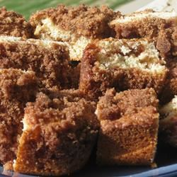 Traditional Coffee Cake Ness