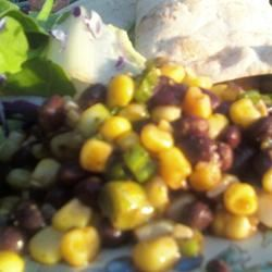 Corn and Black Bean Salad Chef4Six