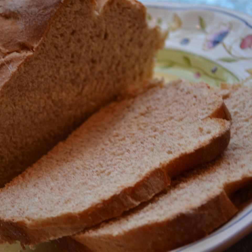 Honey Wheat Bread I Rebekah Rose Hills
