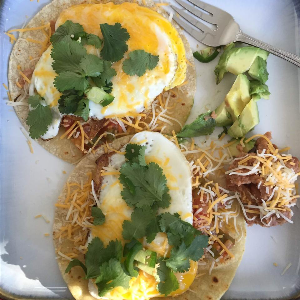 Breakfast Huevos Rancheros