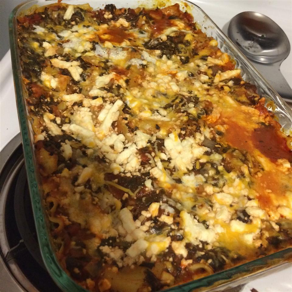 Artichoke Spinach Lasagna cfoster135
