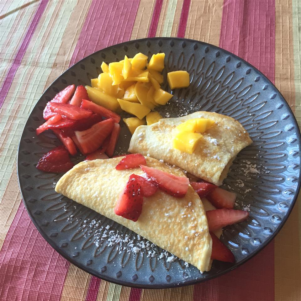 Paleo Coconut Crepes laurieggg