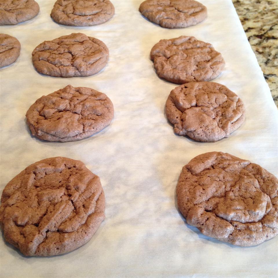 Nutella® Hazelnut Cookies Carmella DiNardo