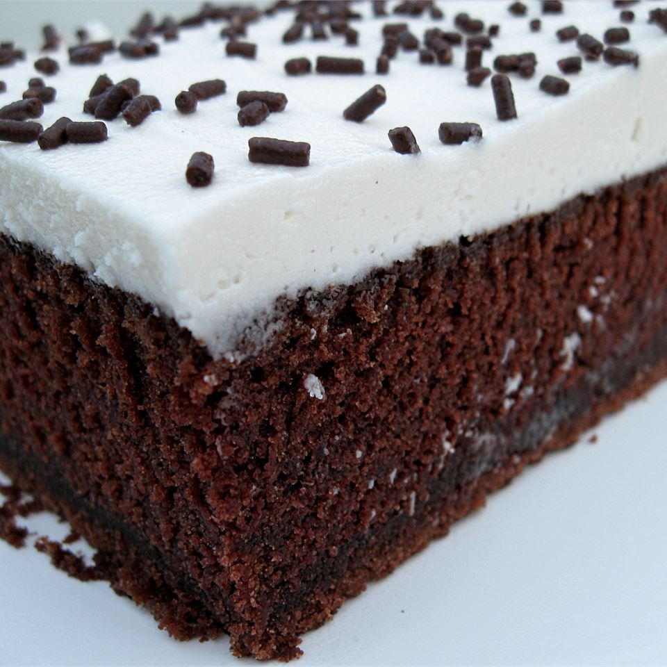 Chocolate Mayonnaise Cake I Cat Lady Cyndi