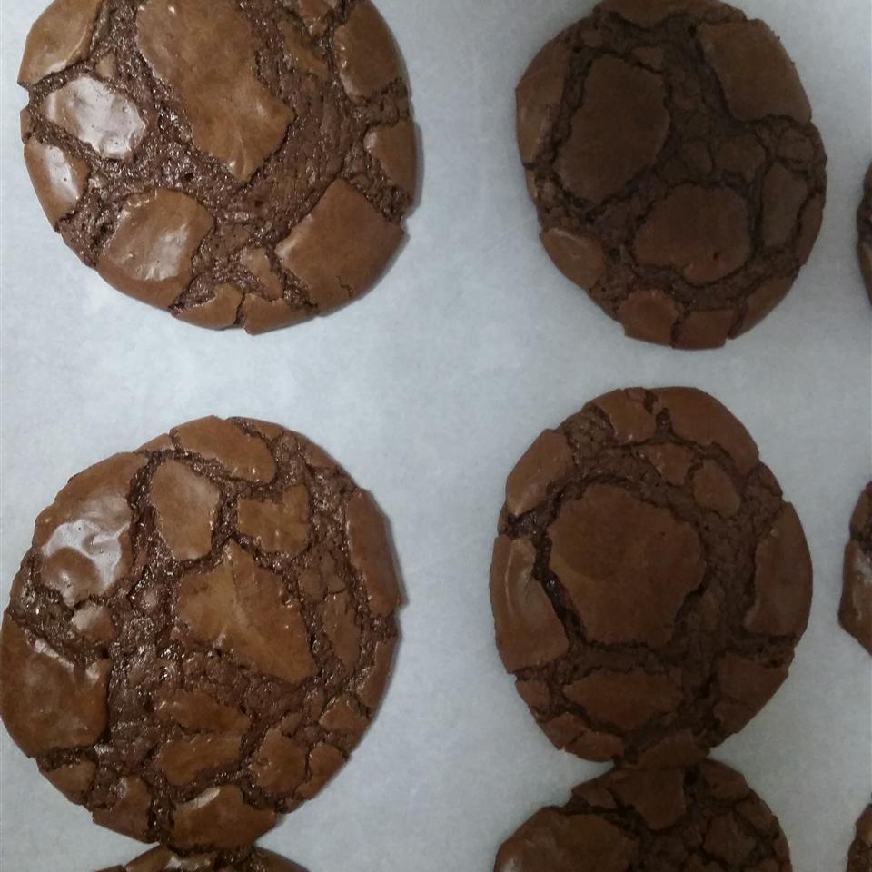 Ultimate Double Chocolate Cookies Jim Burnett