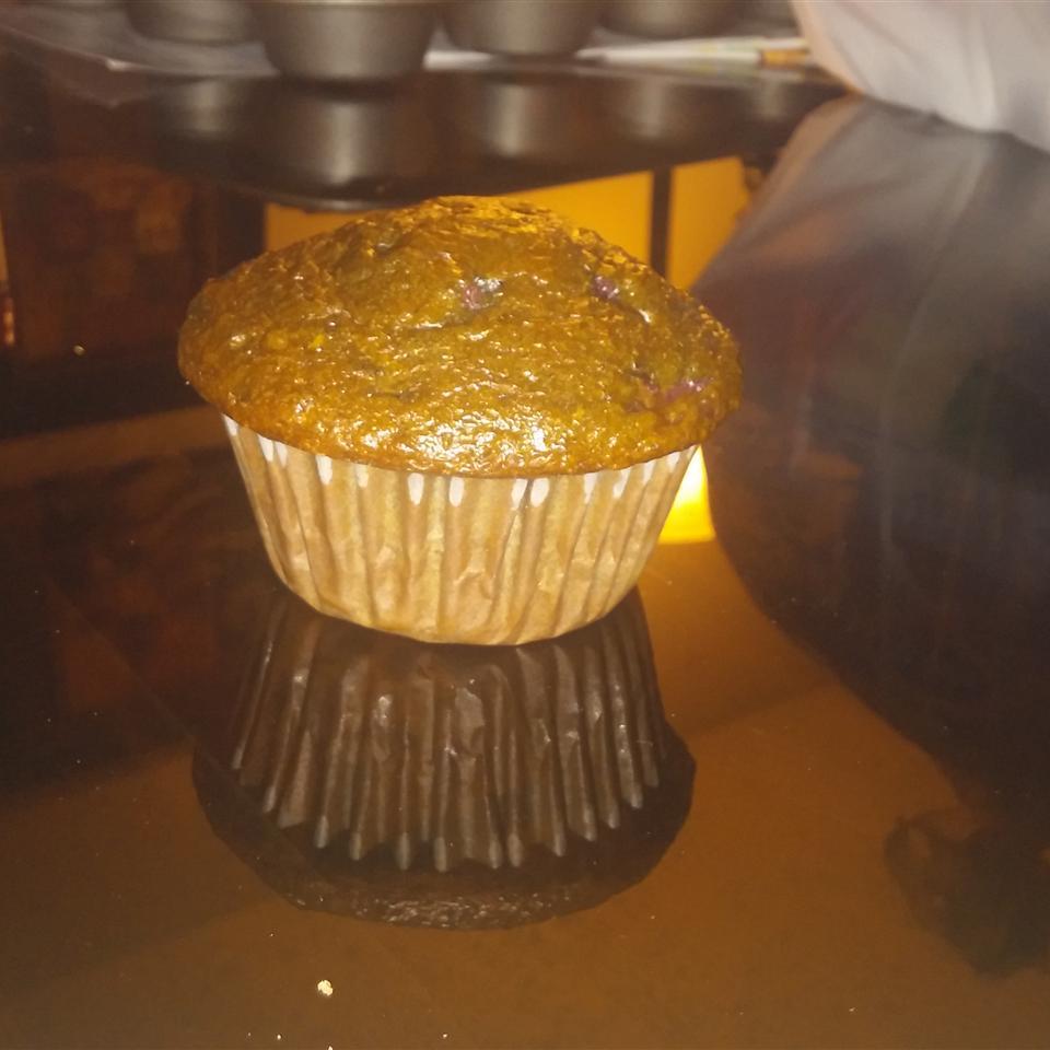 Easy Blueberry Muffins I BAKER05