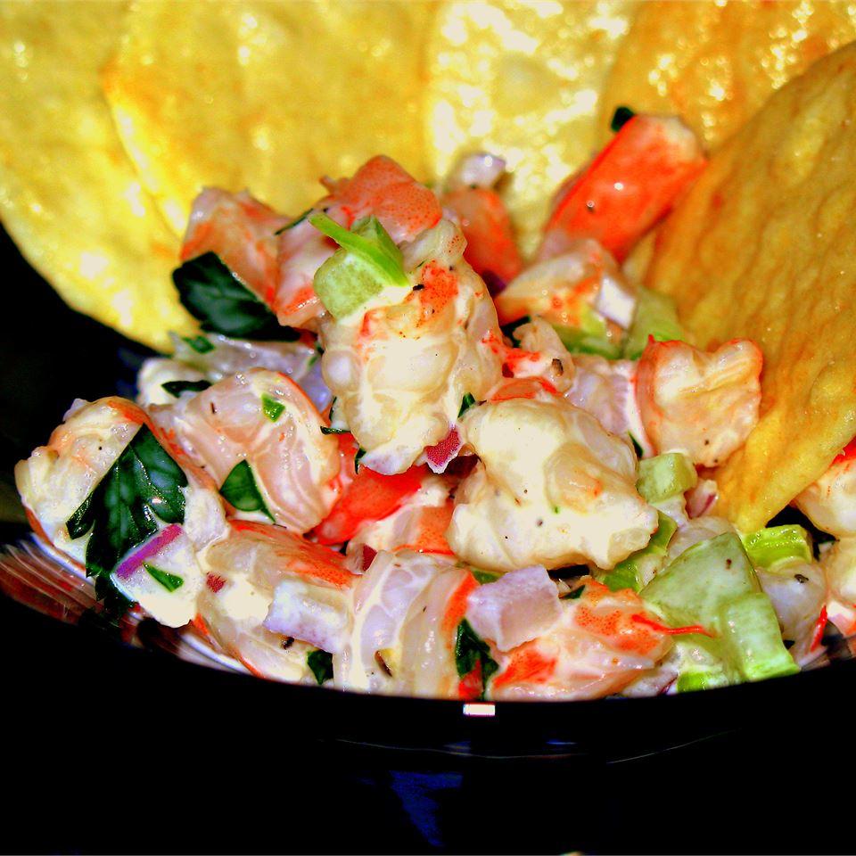 Doris's Shrimp Salad PAMELA D. aPROpos of nothing