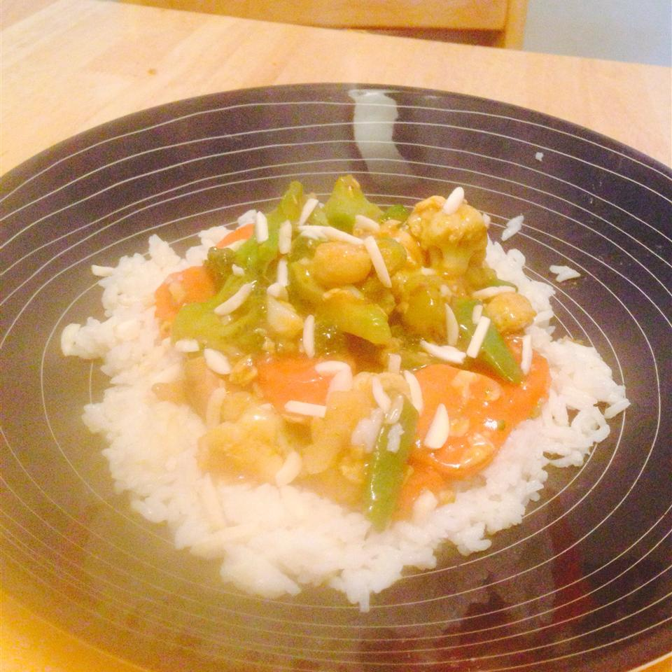 Five-Veggie Stir-Fry Kitera