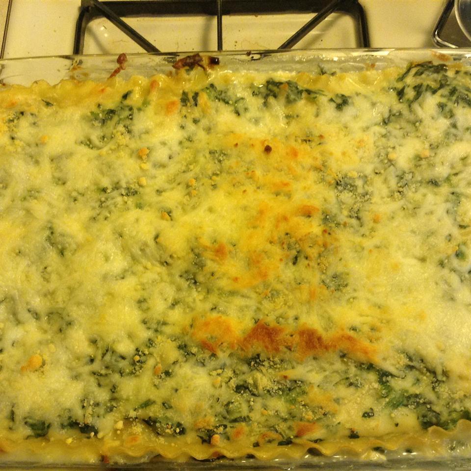 Cheesy Vegetable Lasagna