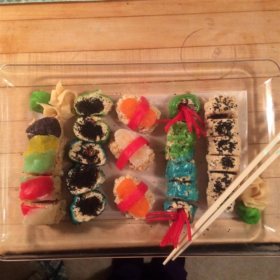 Candy Sushi Erin