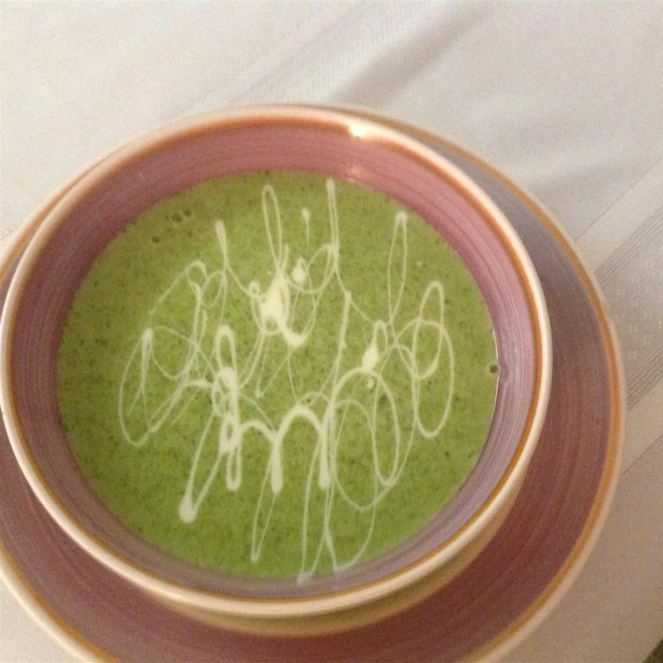 Watercress Soup II LAURALLI
