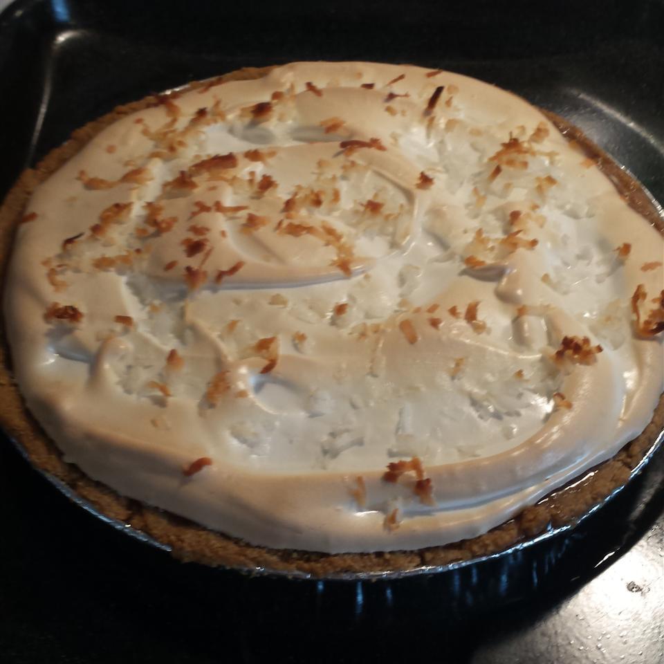 Coconut Cream Pie V