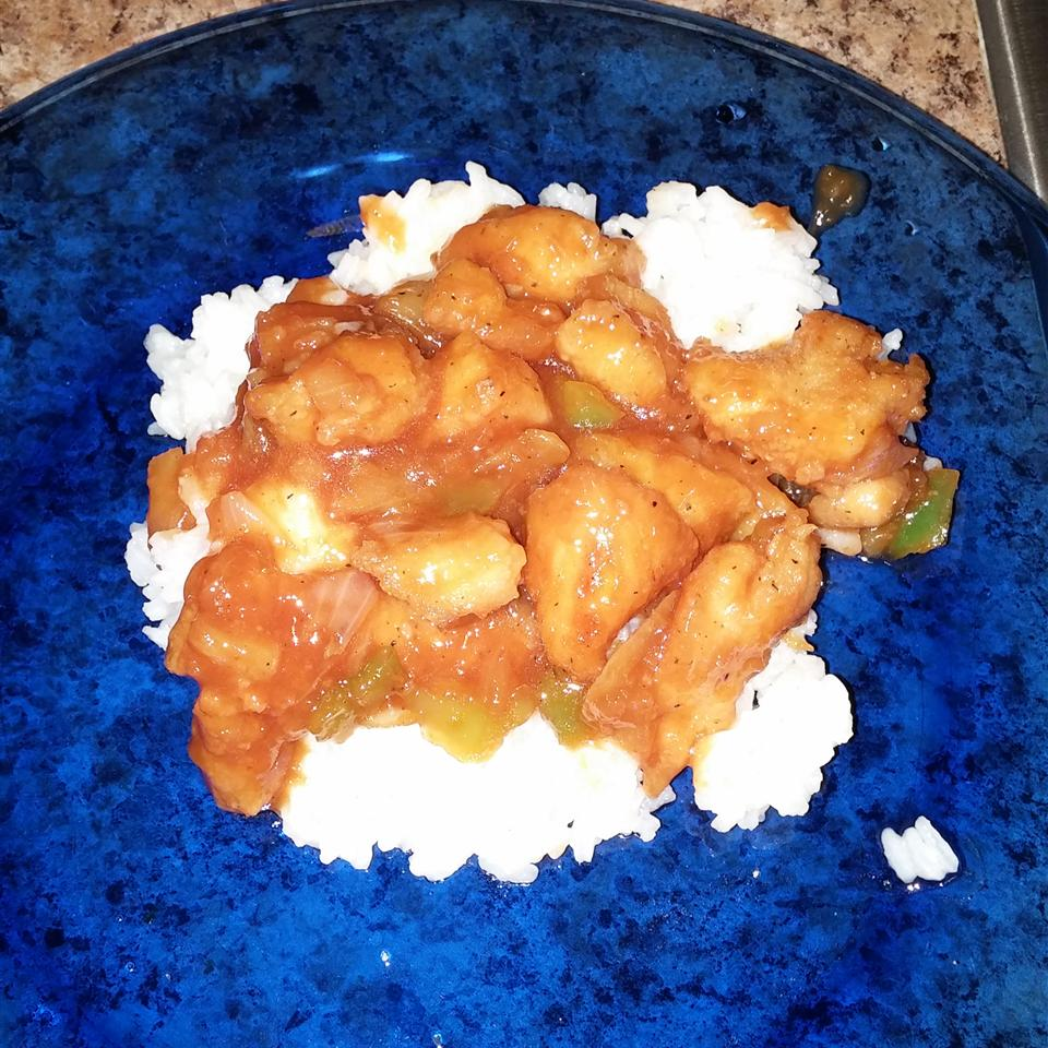 Easy Sweet and Sour Chicken tfaithministry
