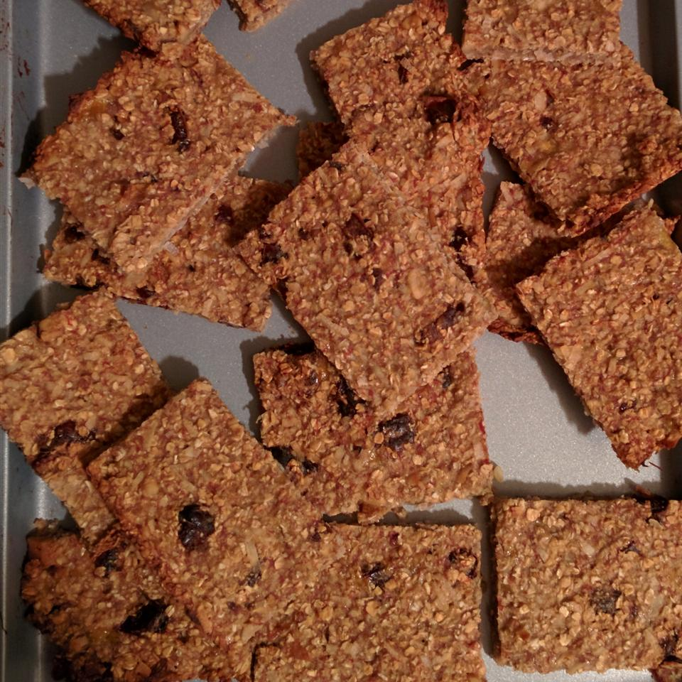 Vegan Coconut-Oat Bars Frances Nitzschke