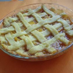 Old Fashioned Peach Cobbler Honor Ross