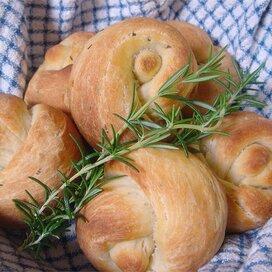 bread machine rolls and buns