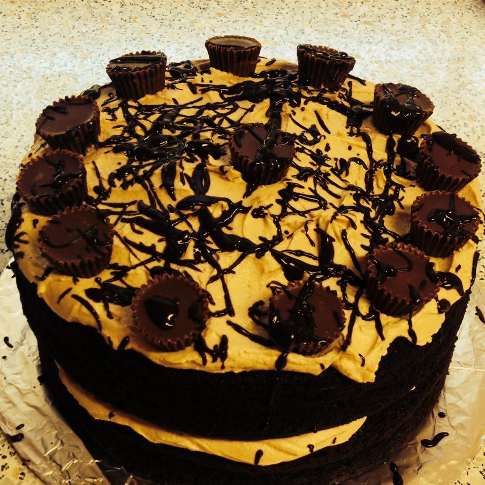 Satiny Chocolate Glaze AuntGigi