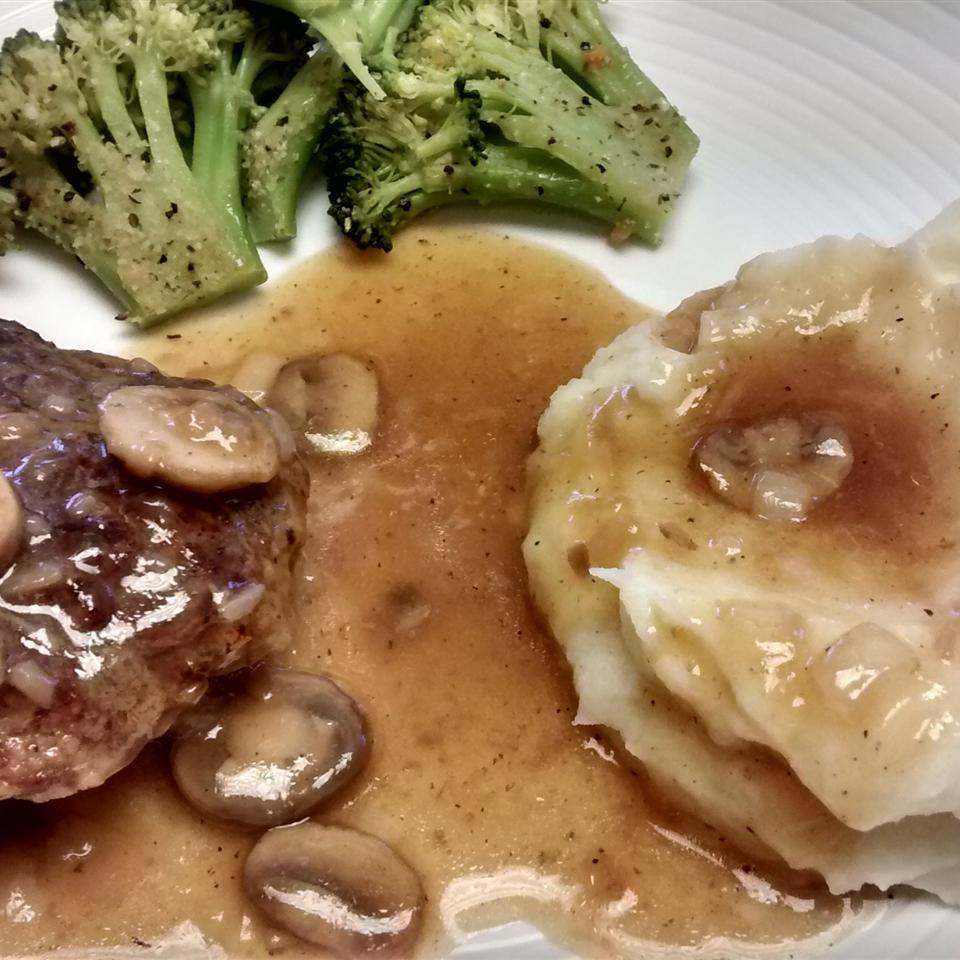 Midwest Salisbury Steak