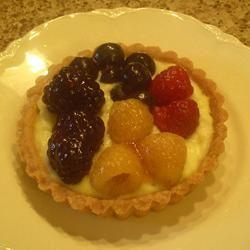 No Skill Fruit Tart dawnchocolate