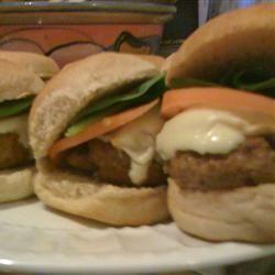 Mini Cheeseburgers Jen