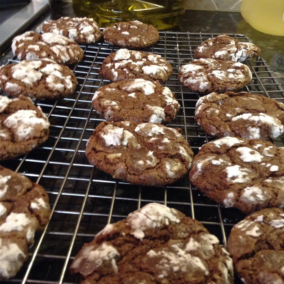 Brownie cookies RaeCafe