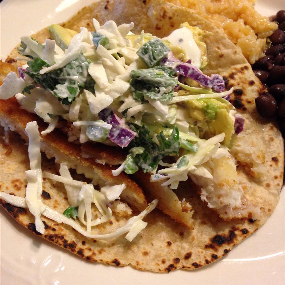 Quick Fish Tacos NRW321