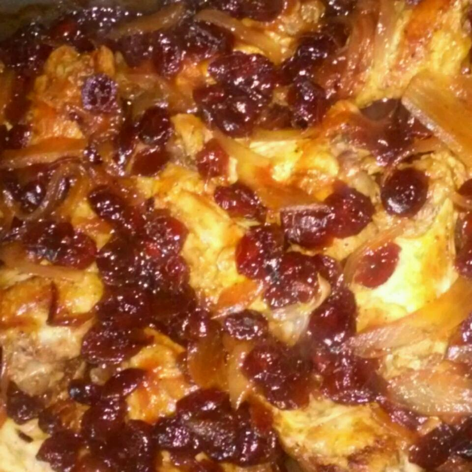 Cranberry BBQ Chicken Chyna Forest