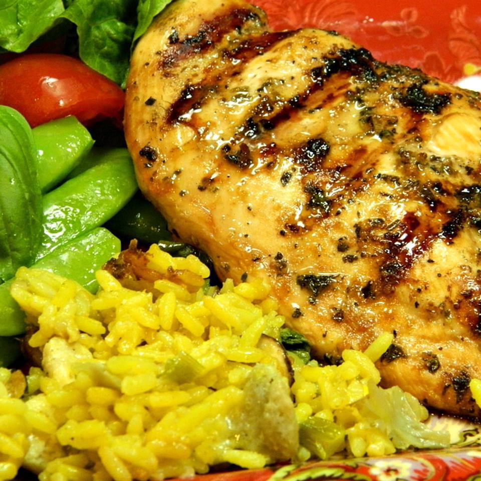 Grilled Chicken Marinade Marianne