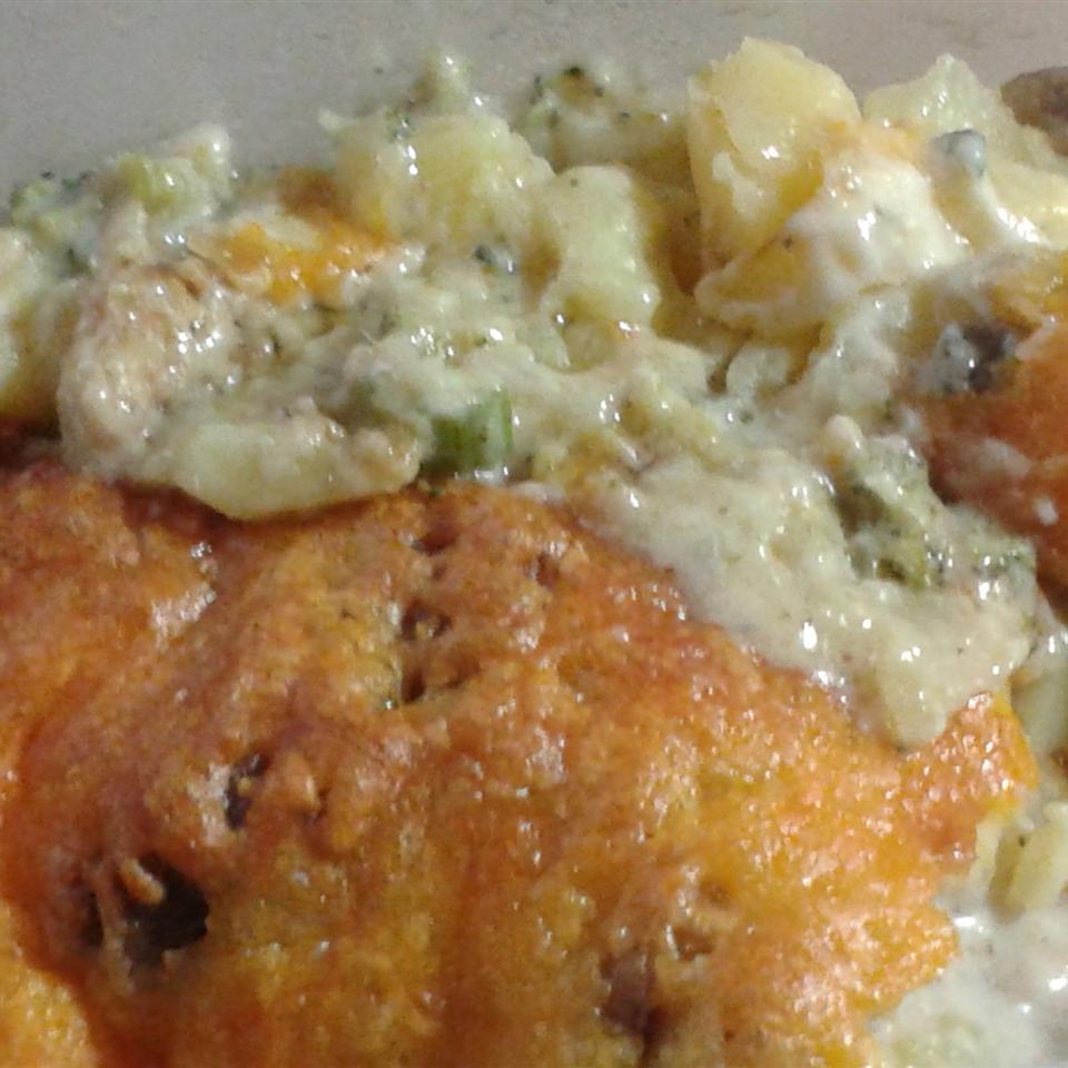 Pork Chop and Potato Casserole SoulOfAWoman