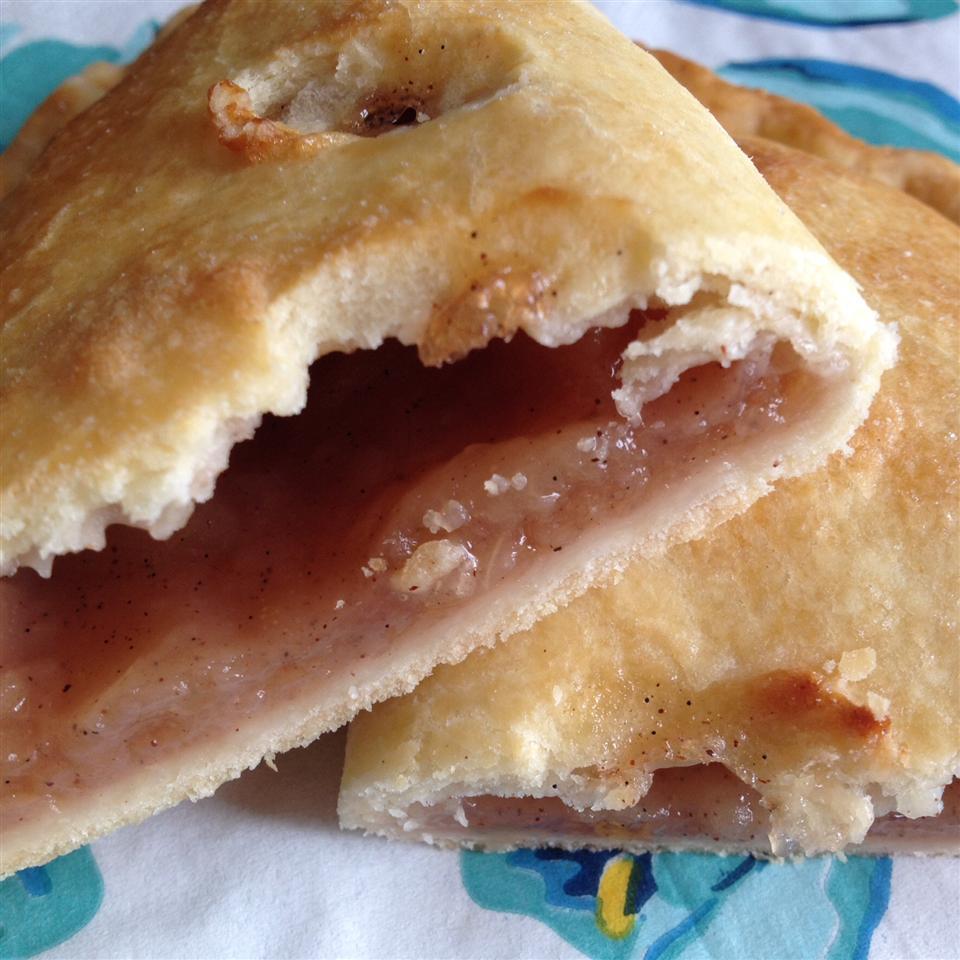 T's Maple-Vanilla Apple Pie Filling