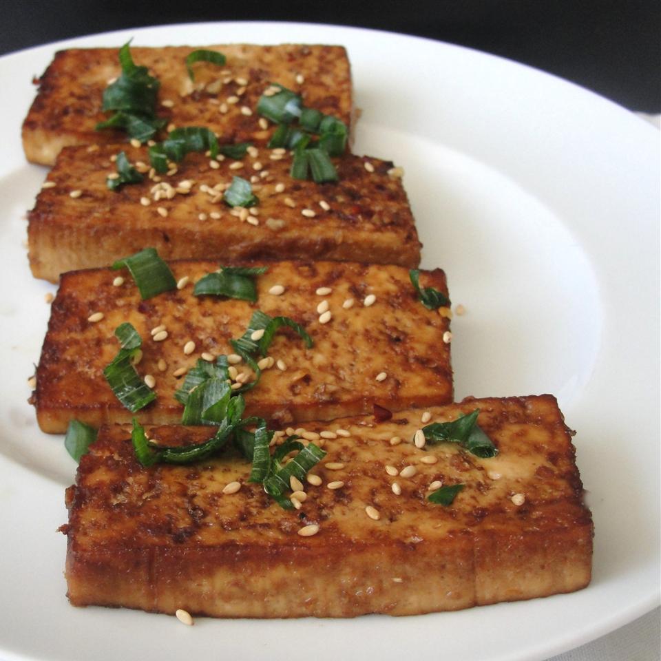 Sesame Seed Baked Tofu Rock_lobster