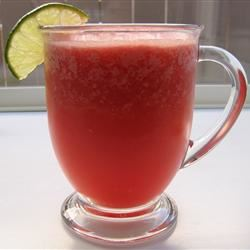 Watermelon Cooler Slushy