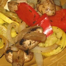 Herb Grilled Vegetables Trish Beier