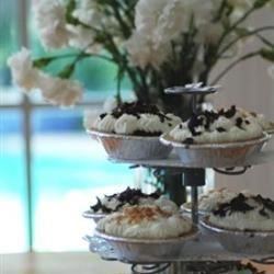 French Silk Chocolate Pie II Terri J Deborah