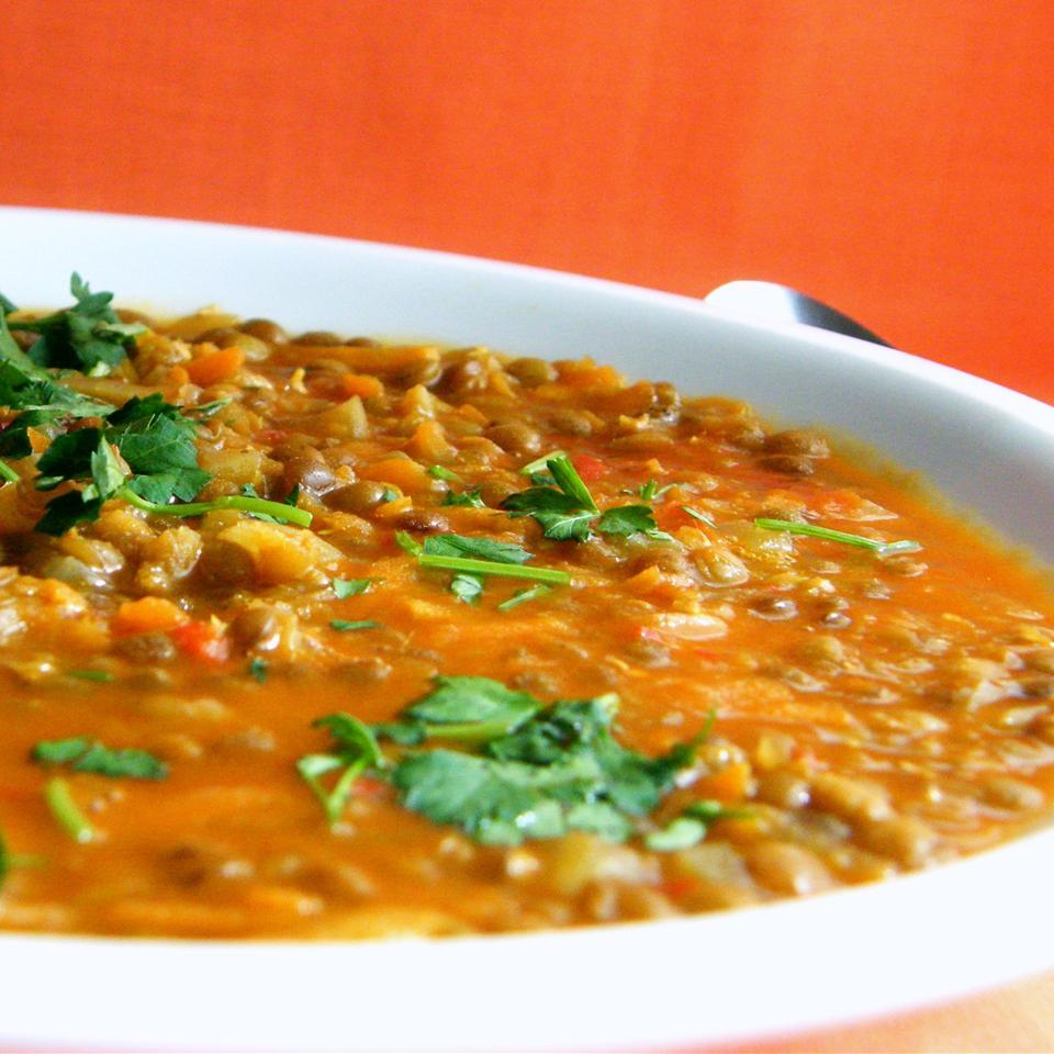 Deception Pass Curried Lentil Soup